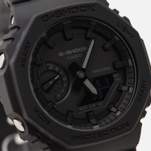Наручные часы CASIO G-SHOCK GA-2100-1A1ER Octagon Series Black/Black фото- 2
