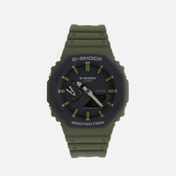 Наручные часы CASIO G-SHOCK GA-2110SU-3AER Green/Black