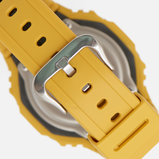 Наручные часы CASIO G-SHOCK GA-2110SU-9AER Yellow/Black