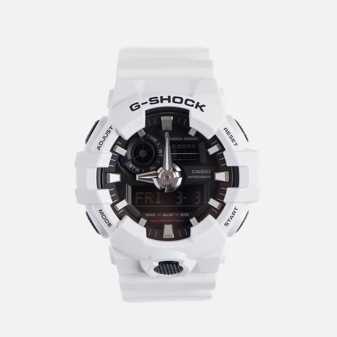Наручные часы CASIO G-SHOCK GA-700-7A White
