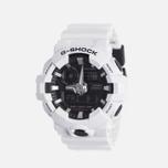 Наручные часы CASIO G-SHOCK GA-700-7A White фото- 1