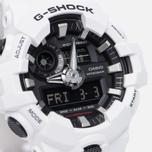 Наручные часы CASIO G-SHOCK GA-700-7A White фото- 2