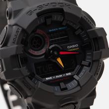 Наручные часы CASIO G-SHOCK GA-700BMC-1AER Black/Red/Yellow фото- 2