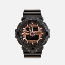 Наручные часы CASIO G-SHOCK GA-700MMC-1AER Gold Series Black/Rose фото- 0