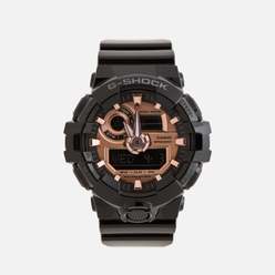 Наручные часы CASIO G-SHOCK GA-700MMC-1AER Gold Series Black/Rose