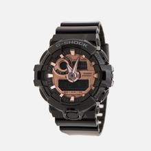 Наручные часы CASIO G-SHOCK GA-700MMC-1AER Gold Series Black/Rose фото- 1