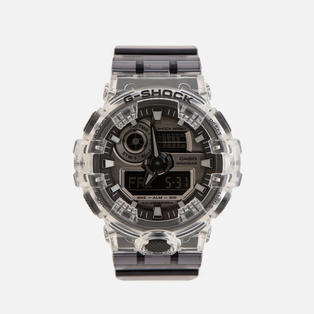 Наручные часы CASIO G-SHOCK GA-700SK-1AER Super Clear Skeleton Series Gray Metallic
