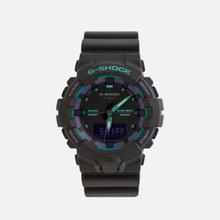 Наручные часы CASIO G-SHOCK GA-800BL-1AER 90s Series Black/Green/Purple фото- 0