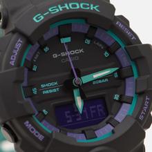Наручные часы CASIO G-SHOCK GA-800BL-1AER 90s Series Black/Green/Purple фото- 2