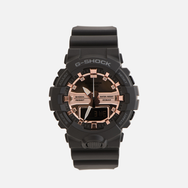 Наручные часы CASIO G-SHOCK GA-800MMC-1AER Black/Rose Gold
