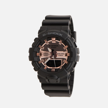 Наручные часы CASIO G-SHOCK GA-800MMC-1AER Black/Rose Gold фото- 1