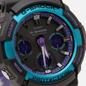 Наручные часы CASIO G-SHOCK GAW-100BL-1AER 90s Series Black/Blue/Purple фото - 2