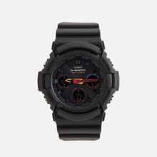 Наручные часы CASIO G-SHOCK GAW-100BMC-1AER Neo Tokyo Series Black/Yellow/Red фото- 0