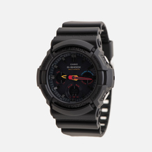 Наручные часы CASIO G-SHOCK GAW-100BMC-1AER Neo Tokyo Series Black/Yellow/Red фото- 1