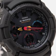 Наручные часы CASIO G-SHOCK GAW-100BMC-1AER Neo Tokyo Series Black/Yellow/Red фото- 2