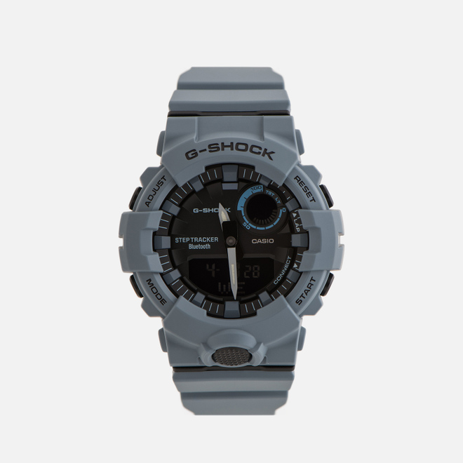 Наручные часы CASIO G-SHOCK GBA-800UC-2AER G-SQUAD Utility Color Blue