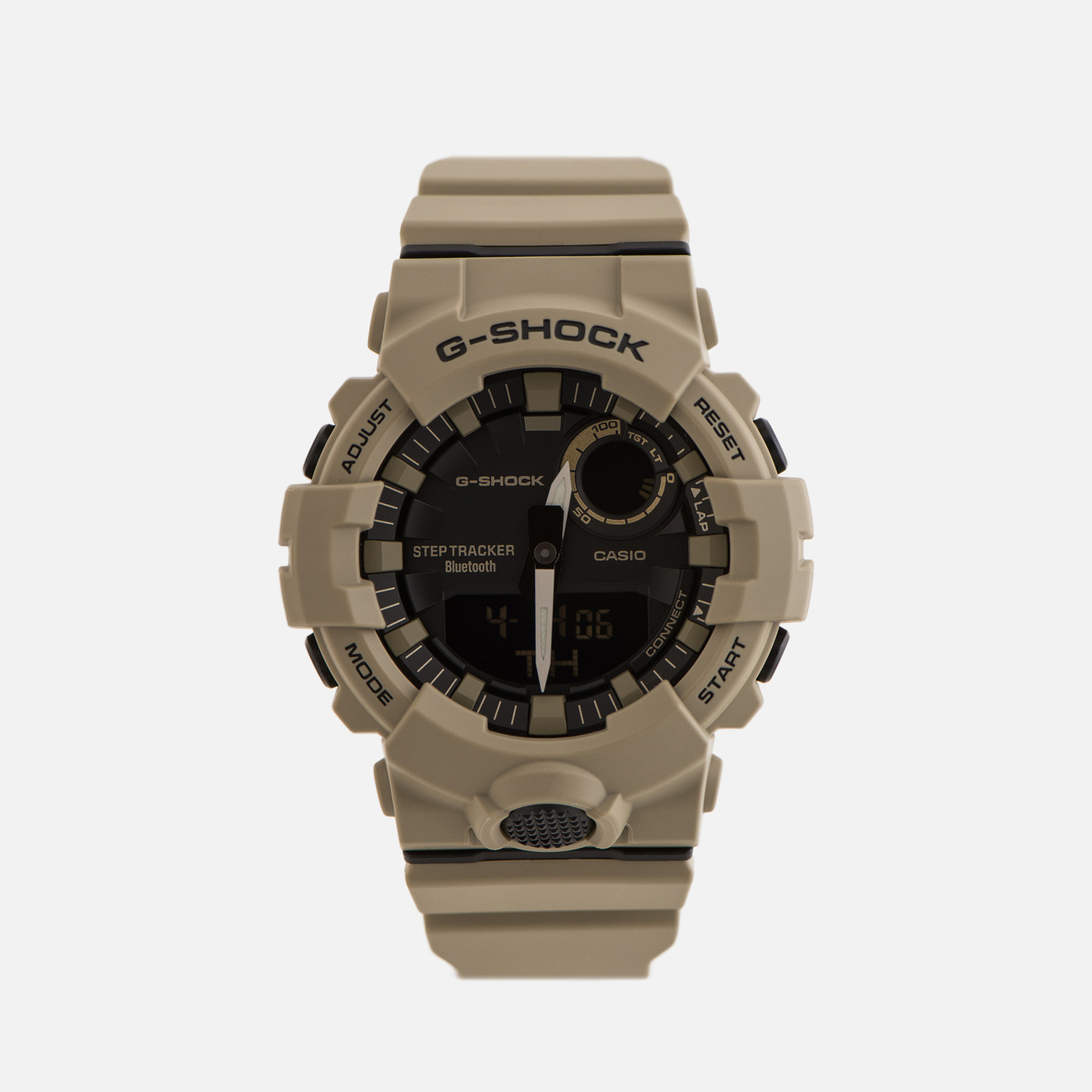 Наручные часы CASIO G-SHOCK GBA-800UC-5AER G-SQUAD Utility Color Brown
