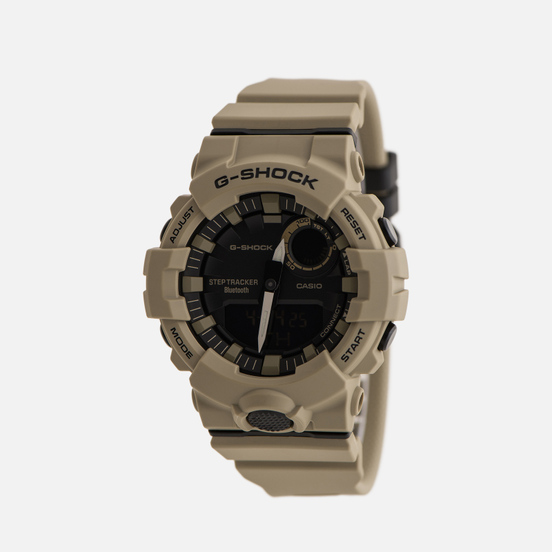 Наручные часы CASIO G-SHOCK GBA-800UC-5AER G-SQUAD Utility Color Brown