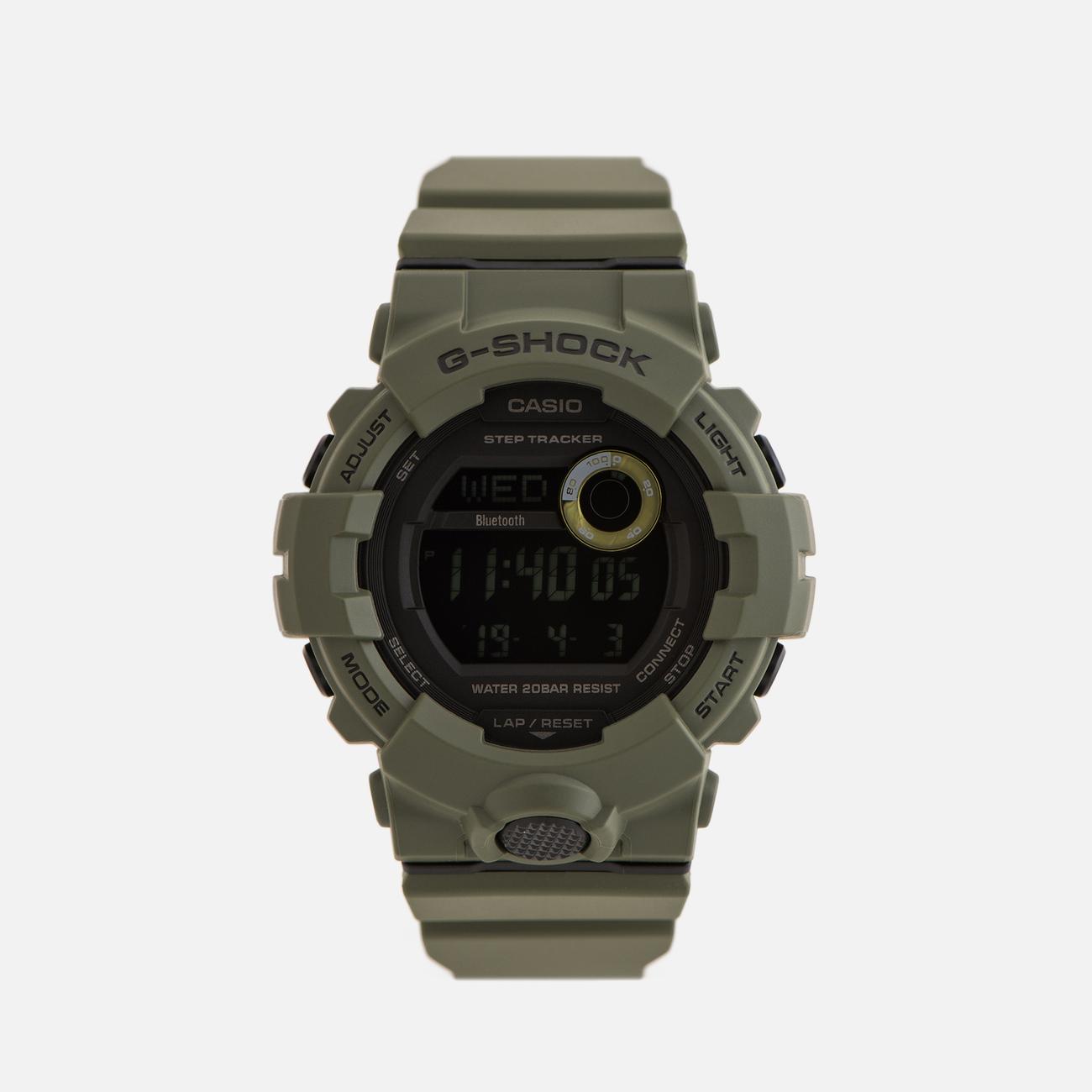 Наручные часы CASIO G-SHOCK GBD-800UC-3ER G-SQUAD Utility Color Green