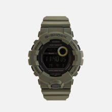 Наручные часы CASIO G-SHOCK GBD-800UC-3ER G-SQUAD Utility Color Green фото- 0