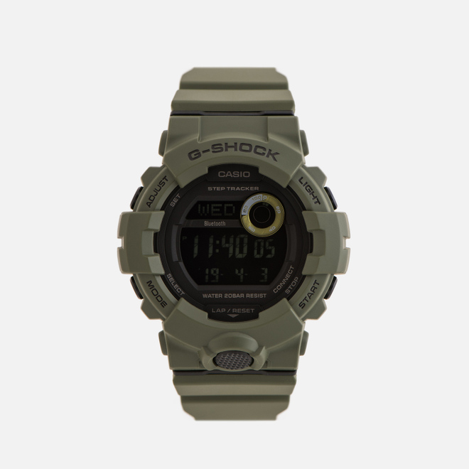 Наручные часы CASIO G-SHOCK GBD-800UC-3ER G-SQUAD Utility Color Green