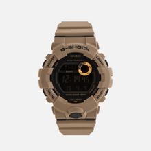 Наручные часы CASIO G-SHOCK GBD-800UC-5ER G-SQUAD Utility Color Brown фото- 0