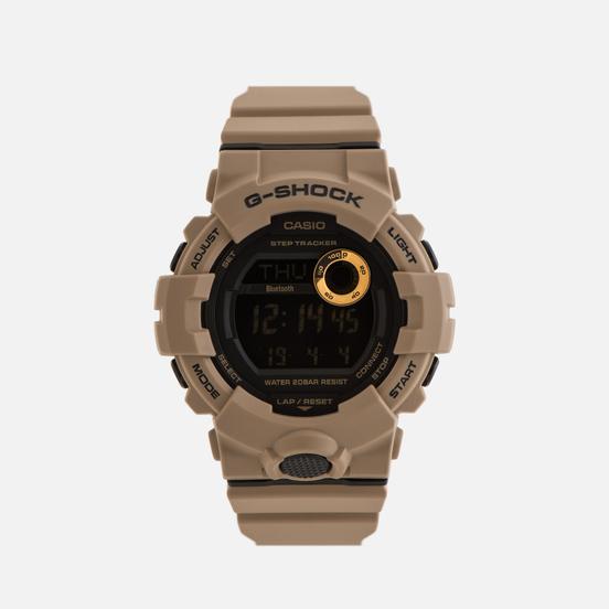 Наручные часы CASIO G-SHOCK GBD-800UC-5ER G-SQUAD Utility Color Brown