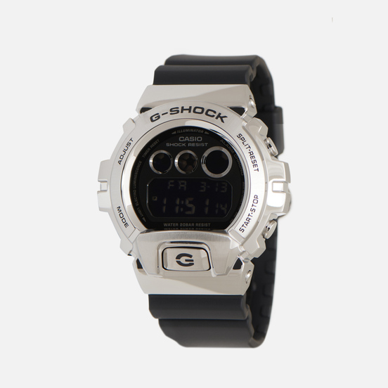Наручные часы CASIO G-SHOCK GM-6900-1ER Navy/Silver