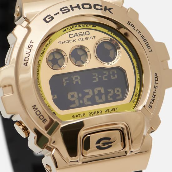 Наручные часы CASIO G-SHOCK GM-6900G-9ER Navy/Gold