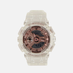 Наручные часы CASIO G-SHOCK GMA-S110SR-7AER S Series Transparent/Rose Gold