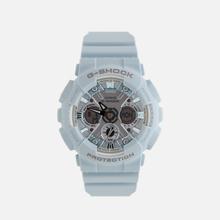 Наручные часы CASIO G-SHOCK GMA-S120DP-2AER Pastel Series Blue фото- 0