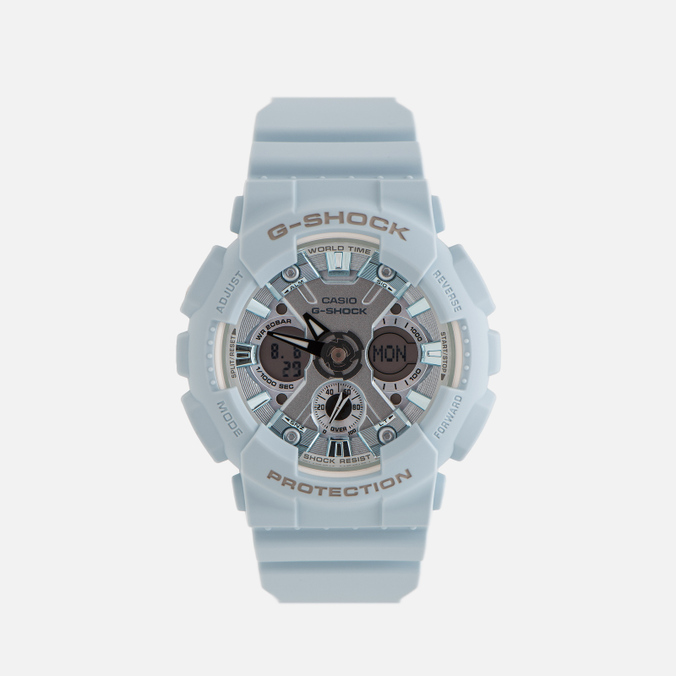 Наручные часы CASIO G-SHOCK GMA-S120DP-2AER Pastel Series Blue