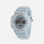Наручные часы CASIO G-SHOCK GMA-S120DP-2AER Pastel Series Blue фото- 1