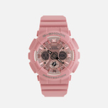 Наручные часы CASIO G-SHOCK GMA-S120DP-4AER Pastel Series Pink фото- 0