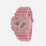 Наручные часы CASIO G-SHOCK GMA-S120DP-4AER Pastel Series Pink фото- 1