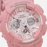 Наручные часы CASIO G-SHOCK GMA-S120DP-4AER Pastel Series Pink фото- 2