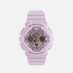 Наручные часы CASIO G-SHOCK GMA-S120DP-6AER Pastel Series Purple фото- 0