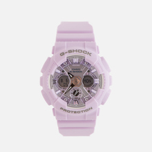 Наручные часы CASIO G-SHOCK GMA-S120DP-6AER Pastel Series Purple фото- 0