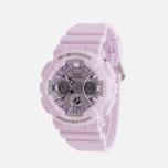 Наручные часы CASIO G-SHOCK GMA-S120DP-6AER Pastel Series Purple фото- 1