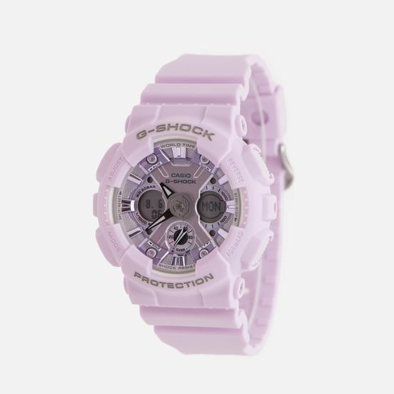 Наручные часы CASIO G-SHOCK GMA-S120DP-6AER Pastel Series Purple