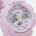 Наручные часы CASIO G-SHOCK GMA-S120DP-6AER Pastel Series Purple фото- 2