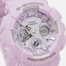Наручные часы CASIO G-SHOCK GMA-S120DP-6AER Pastel Series Purple фото- 2