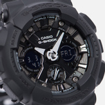 Наручные часы CASIO G-SHOCK GMA-S120MF-1A Series S Black фото- 2