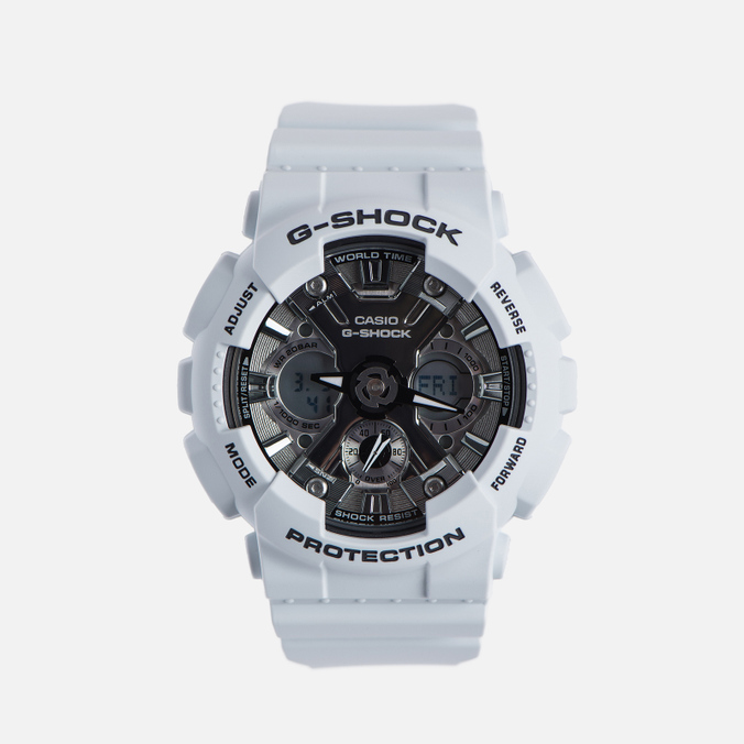 Наручные часы CASIO G-SHOCK GMA-S120MF-2A Series S Light Blue