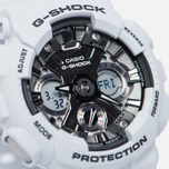 Наручные часы CASIO G-SHOCK GMA-S120MF-2A Series S Light Blue фото- 2