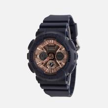 Наручные часы CASIO G-SHOCK GMA-S120MF-2A2ER Series S Navy/Gold фото- 1