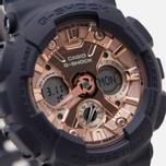 Наручные часы CASIO G-SHOCK GMA-S120MF-2A2ER Series S Navy/Gold фото- 2