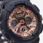 Наручные часы CASIO G-SHOCK GMA-S120MF-2A2ER Series S Navy/Gold фото - 2