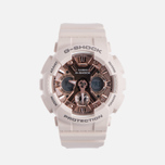 Наручные часы CASIO G-SHOCK GMA-S120MF-4A Series S Light Pink/Rose Gold фото- 0