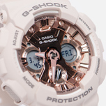 Наручные часы CASIO G-SHOCK GMA-S120MF-4A Series S Light Pink/Rose Gold фото- 2